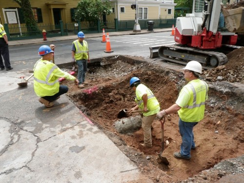 MDC Capitol Avenue Sewer Replacement