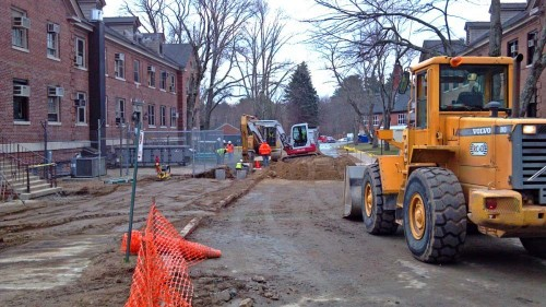 Deptartment of  Veterans Affairs Sewer System Rehabilitation & Replacement, Bedford, MA