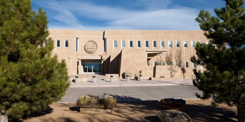 State of New Mexico, Renovation of Manuel Lujan Building