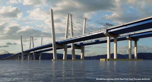 NYSTA Replacement of Tappan Zee Bridge, Westchester & Rockland Counties, NY