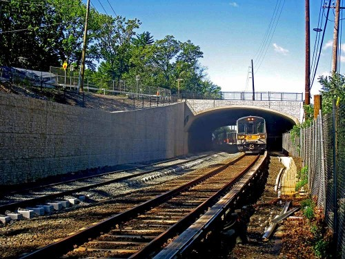 MTA LIRR Colonial Road Bridge Replacement & Pocket Track Extension, Thomaston, NY
