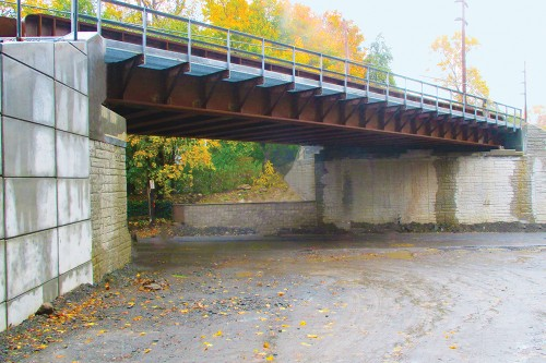 MTA LIRR Buckram Road Bridge Replacement, Locust Valley, NY